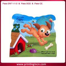 New design children's book toy
