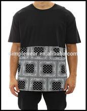 2014 fashion special design cotton mens tshirts