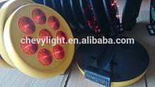 400mm LED solar flasher warning signal