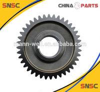 Intermediate gear JS100C-1701056 for FAST 8JS100C .transmission gear ,Intermediate gear