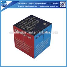 customized promotional advertising magic cube