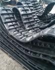 mini excavator rubber tracks used