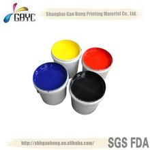 2014 Top Sell screen printing ink