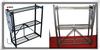 Logistics metal cooler rack