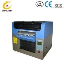LR-1900 industrial universal digital inkjet hard card flatbed/cell phone case printer