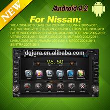 Auto Radio Car Navigation System for Nisssan PATHFINDER PATROL TREEANO