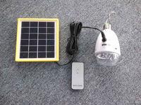 LED Solar Lamp with inbuilt Battery