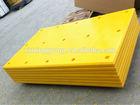 uhmw fender pad uhmwpe panel UHMW sheet PE wear resistant board
