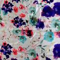 Moda chiffon tecido de pano de mesa pintura