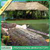 fireproof artificial thatch roof,Synthetic Thatch buliding materials(KEBA)