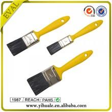 Decorative paint brush roller brushes
