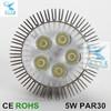 bulk buy from china ce rohs 5w par30 led spot light led spotlight gu10
