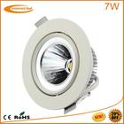 aluminium supplier johor bahru downlight 7w cob led lighting usa