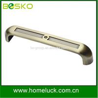 BSN or chrome zinc alloy inset door handle from shenzhen factory