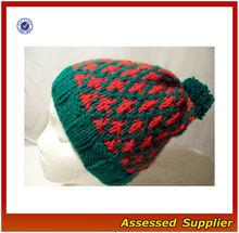 HX273/ custom beanie knitted hat/knitted hat crochet beanie animal
