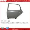 Auto Parts Rear Door for Nissan Teana 2004-2007