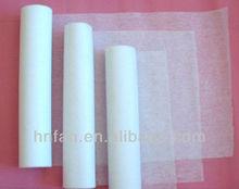 Water dissolving non woven fabric