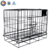 Personalized Custom Black Stainless Steel Dog Cage