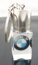 Perfume bottle shaped 2.0 usb flash drive with key ring/ usb widget gift