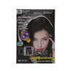 Permanent black hair dye shampoo temporary hair color
