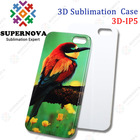 Best Selling 3D Sublimation Phone Case for iphone 5