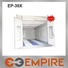 hot sale with amazing price car paint booth diesel/car body paint spray booth/car baking machine