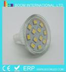 3W MR11 12V LED Spot Light Bulb 12 SMD 2835 CRI>80