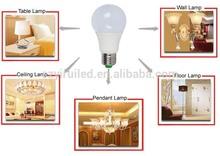 New Wifi mi.light AC86-265V remote control Android and IOS RGBW 12w e27 led wifi bulb led bulb wifi control