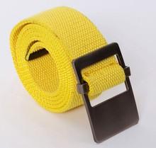 2014 new fashion cheap boys canvas belt