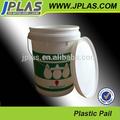 5 galão balde plástico/balde/tambor de óleo e lubrificantes