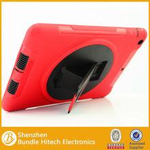 new design original silicon stand case for ipad air 5,for ipad air silicon case
