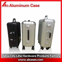 polycarbonate korea trolley luggage
