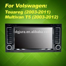 Car Radio GPS Navigation for Volswagen Touareg(2003-2011), Multivan (T5)(2003-2012)