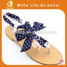 Cute ! 2015 summer beach Ladies DIY new model sandal wedges