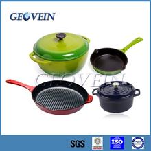 Cast Iron Kitchen Ware