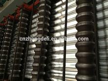 zinc metal roof/roofing sheet price