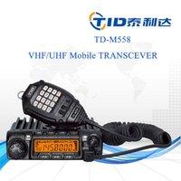 vhf uhf 60w cheap portable vhf/uhf mobile two way radio