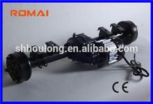 Romai spare parts 48v 800W dc motor for electric rickshaw