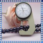 9-10mm full round freshwater black pearls