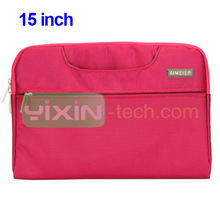 15 inch Commercial Style Universal Leather Bag Case For iPad