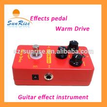 AuralDream warm drive Effects Pedal True Bypass high quality guitar effects instrument