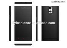 android 4.4.2 5.5inch IPS smartphone 2GB ram 16GB DDR MTK 6592-1.7G quard core 2 sim card 2 camera GPS WIFI