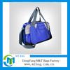 Promotional royal blue 2014 sport bag