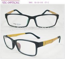 flexible memory plastic optical frames TR90