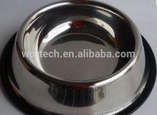 Hot sales stainless steel bowls set dog bowl pet bowl