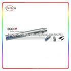 New product Ego VV Variable Voltage Passthrough Ego V V3 Battery Set 1600mah