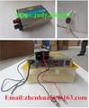 2014 vendita calda termostato digitale per incubatore/mini incubatore alimentazione doppia 220v& 12v zh-48 uova automatico uovo incubatore
