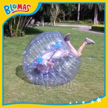 cheap giant plastic bubble ball soccer bubble ball