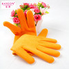 Beauty Health Spa Whitening Moisturizing Gel Glove spa exfoliating glove