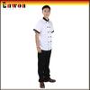 Hot sale chef jacket hotel staff uniform